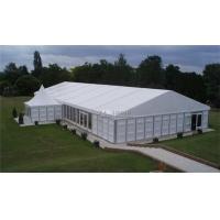 中小型人字顶/A字顶篷房-装配式铝合金帐篷-外贸帐篷
