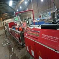 竹木纤维板生产设备 竹木纤维墙板生产线