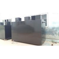哈爾濱地埋式一體化污水處理裝置