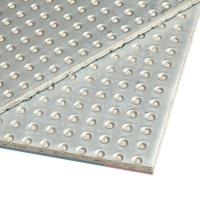 水泥防爆板  抗爆板  金属纤维镀锌水泥复合钢板