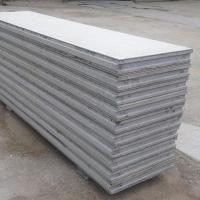 轻质复合墙板 内外墙隔断板  屋面板 装配式隔断