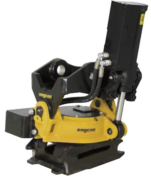 小松200挖掘机万向快接 液压手腕挖机 万向节 旋转快换