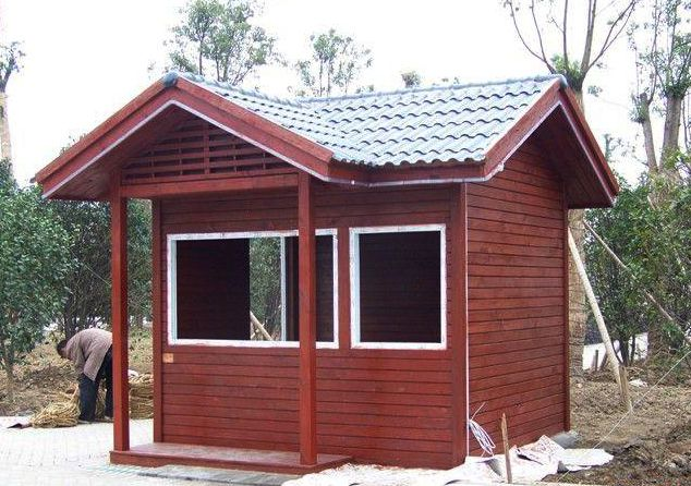 郑州木结构建筑 三门峡木结构别墅