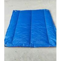 防水岩棉被 玻纤布保温被 涿州防火棉被厂家