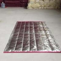 玻璃棉保溫被是使用大品牌廠家生產的玻璃棉制作的