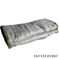 丰台耐火岩棉保温被 阻燃防水布棉被