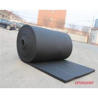 荆州橡塑保温板厂家 橡塑板材料