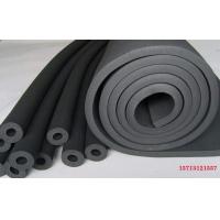 橡塑保温管密度 橡塑管安装