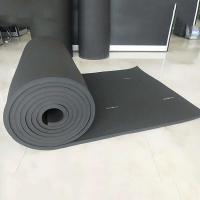 北京橡塑保温管保温材料 保温建材橡塑板
