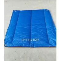 防水巖棉被 pe防雨保溫被 耐高溫纖維棉保溫被