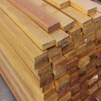 非洲菠萝格户外防腐木板材多少钱一立方 菠萝格户外景观一级木材