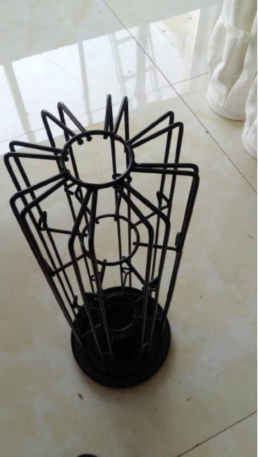 鑫泉褶皱除尘骨架的显著优点-有机硅褶皱骨架技术生产