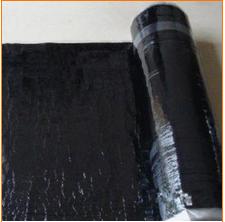 供应高分子自粘聚合物防水卷材 铝箔面自粘聚合物防水卷材