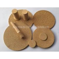 建材用铜质烧结滤芯 粉末烧结滤芯 铜粉末烧结