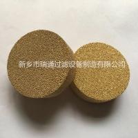 多孔粉末烧结滤芯 烧结金属 铜质滤心