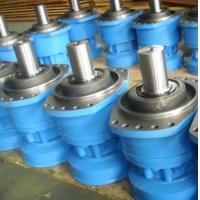 供應陜西五葉選礦機械液壓馬達MS08