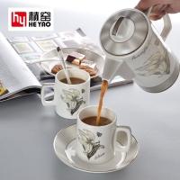 厂家直销欧式骨瓷咖啡具套装陶瓷下午茶具礼品定制