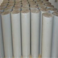 实心pvc棒cpvc板材耐高温耐酸碱pvc板 浅灰色 白色