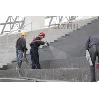 聚脲生產廠家承接體育場看臺防水防滑耐磨涂料施工噴涂