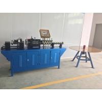 PSC系列数控全自动铜管与铝管调直切断机