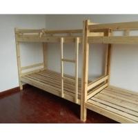 成都學生公寓床樟子松高低床雙層床廠家定做