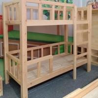成都发货各类学校实木家具学生高低床宿舍床