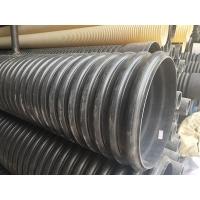 山西雨污排水管道太原排污水管道就用波紋管和鋼帶增強波紋管