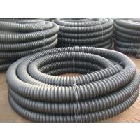 太原塑料穿线波纹管碳素螺纹管80现货