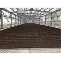 太阳能污泥干燥温室有效降低污泥含水率