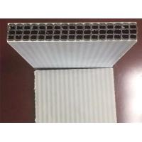 中空建筑模板生產線PP塑料中空工程隔板設備