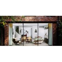 窄边框玻璃门 匠心新秀,打造门窗无界视野新体验