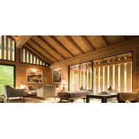 中式木紋陽光房安靜地驚艷你的戶外體驗