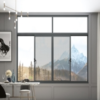 斷橋鋁門窗型材厚度選擇技巧 正墨