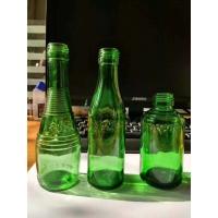 翠绿玻璃瓶,绿色玻璃瓶