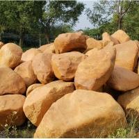广东出产草地点景散置石,各类园林景观石