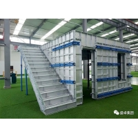 建筑工程铝合金模板 铝模板稳定性好 承载力高