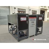 博联电加热导热油炉自动调节出油温度
