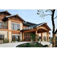 木楼,木屋,木结构房屋,木建筑,木制风车