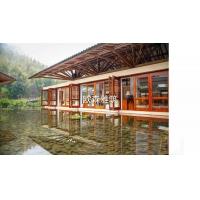 竹鋼裝飾,竹鋼安裝,竹藝花架,異形竹藝景觀,竹藝餐廳裝飾
