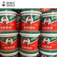 防掉砖问题 强力瓷砖背胶  广州固德乐瓷砖加固剂
