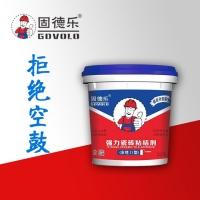 廣東廠家批發即刷即貼強力瓷磚粘結劑多少錢一桶