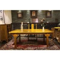 成都唐人仿古明清家具 新中式家具定制 成都红木家具厂茶楼家具