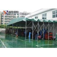 不锈钢移动伸缩雨棚全国供应定做推拉雨棚定制热销款