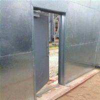 防爆墙厂家设计安装方案及节点细节图