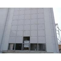 垃圾处理厂防爆墙-耐火4小时-镀锌钢板免费上门测量