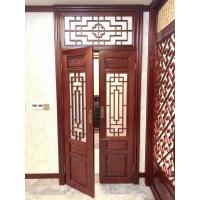 东阳中式整装全屋私人定制红木家装双开门定制