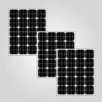 單晶150W太陽能電池板 家庭太陽能發電板
