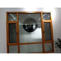德优美90系列铝包木窗