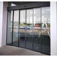 南寧電動鋼化玻璃門
