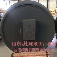 供应ZX330引导轮总成,日立30吨级挖掘机配件,四轮一带